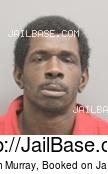 TERRELL DION MURRAY mugshot picture