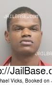 TERRANCE MICHAEL VICKS mugshot picture