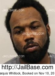 Marquis Whitlock mugshot picture