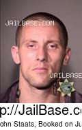 Brandon John Staats mugshot picture